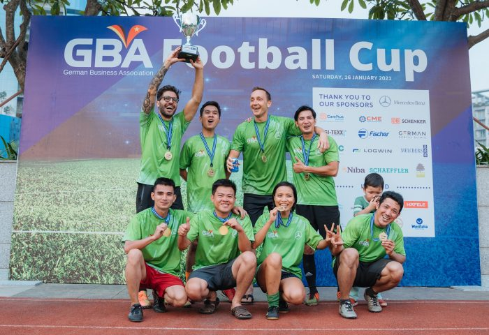 GBA Football Cup - Winner