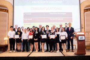 GBA Business Challenge 2020