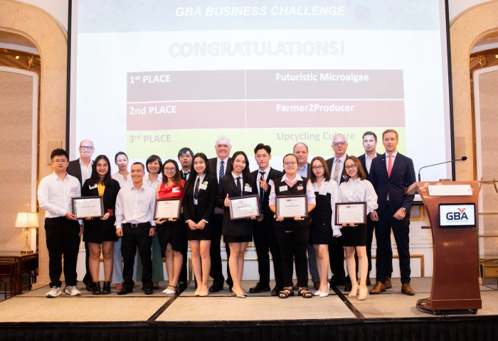 GBA Business Challenge 2020